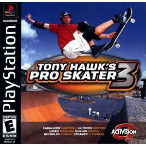 THPS3 is one of the best PS2 games