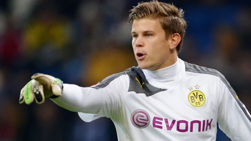 Langerak was Dortmund's backup goalkeeper for five years