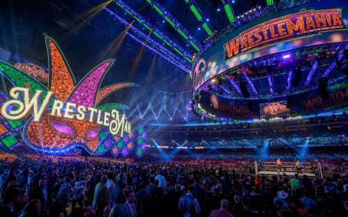 WrestleMania 35 will be held on April 8, 2019