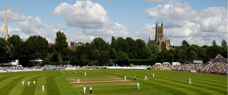 New Road Stadium- A venue where home team England did not play even a single match.