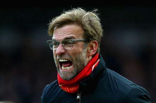 Jürgen Klopp's team have a crucial next match against Manchester City