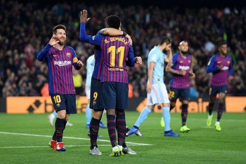 Best trios in world football