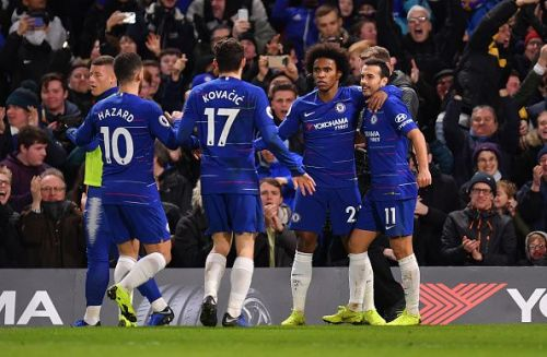 Chelsea FC are ready to face the challenge