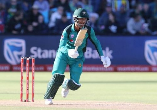 Pakistan's new batting mainstay