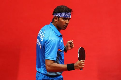 Table Tennis - Commonwealth Games Day 11