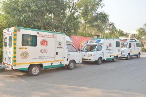 Medical facilities at Khelo India Youth Games