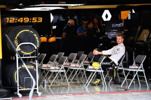 Hulkenberg is optimistic about his chances for the season