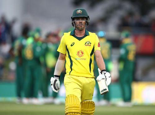 Australia Vs India 2018 19 Analyzing Australia S Odi Squad