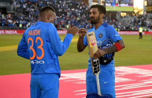 Hardik Pandya and KL Rahul have been in troubled waters ever since the duo appeared on Karan Johar's chat show, Koffee with Karan