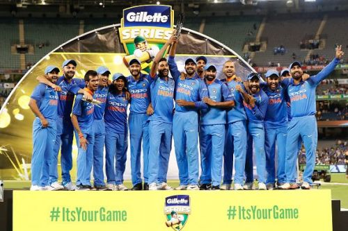 India rounded off a successful tour with a memorable 2-1 win in the ODI series