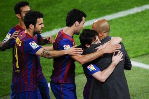 Guardiola's armada of world-class players