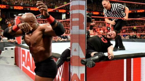 The foreshadowing of Lashley sending Owens the injured list might come back to haunt the new IC champ.