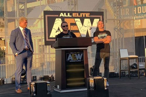 Are Cody and The Young Bucks about to unite several indy promotions?