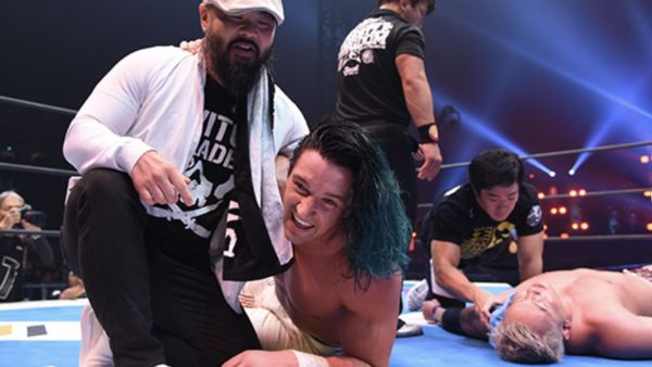 Jay White's victory over Okada was an absolute shocker