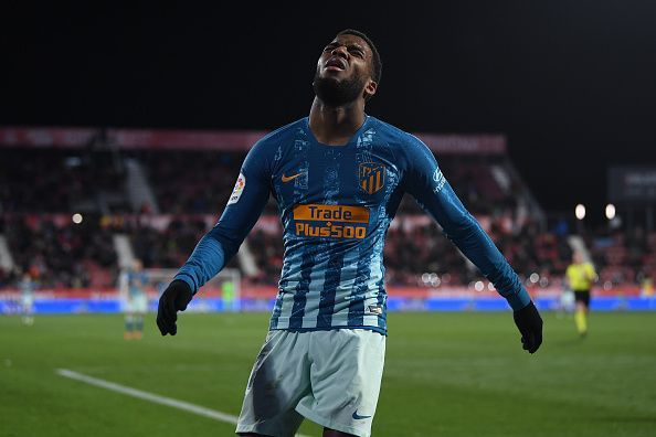 Lemar has not been fantastic with Atletico