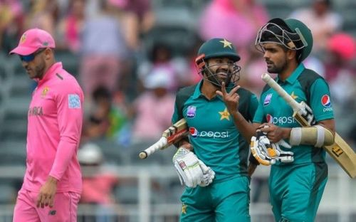 Pakistan have the momentum with them heading into this decider