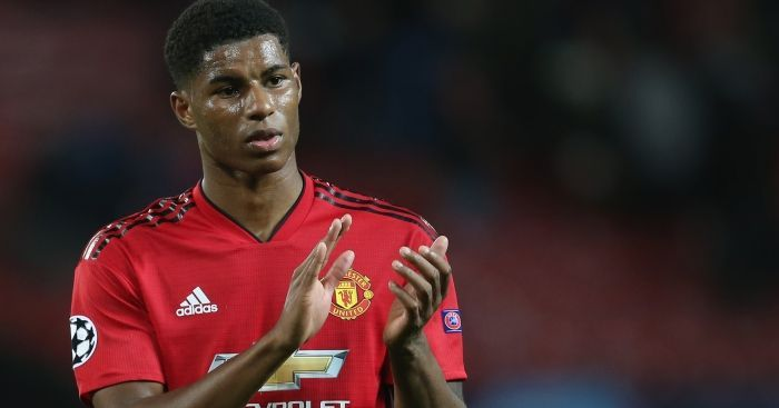 Rashford was not at his best today