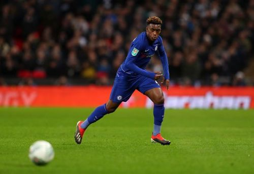 More clubs are said to be eyeing Hudson-Odoi