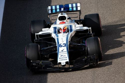 Williams endured a torrid 2018!