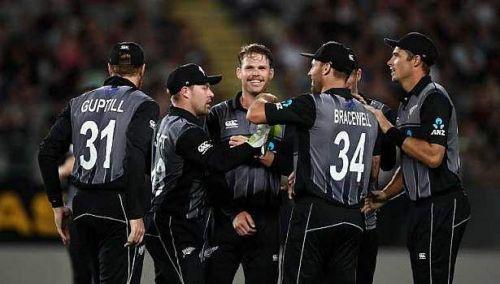 Newzeland team