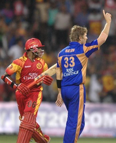 Chanderpaul for RCB in 2008