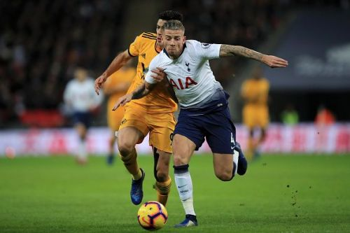 Toby Alderweireld could be a good signing for Manchester United in the January transfer window
