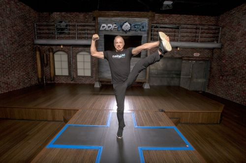 Diamond Dallas Page / Photo courtesy of DDP YOGA