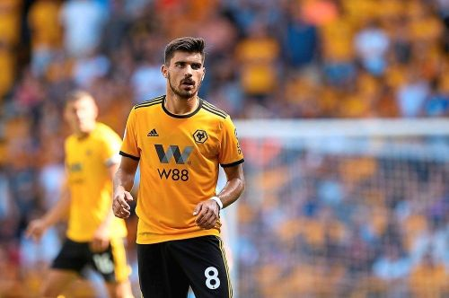 Neves has impressed in the Premier League this season.