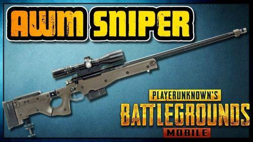 AWM - Sniper