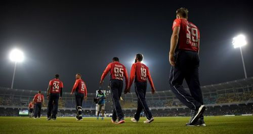 Sri Lanka v England - International Twenty20