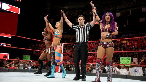 WWE did not want Ember Moon to regularly feature with Sasha Banks and Bayley on WWE TV