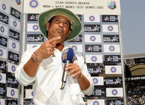 Sachin Tendulkar speech about his failures