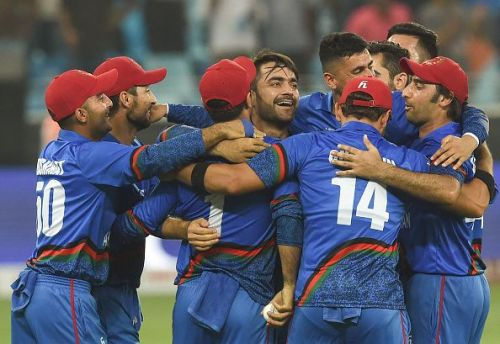 Afghanistan's meteoric rise should augur well for the upcoming tournament