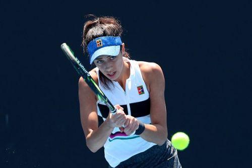 2019 Australian Open - Iga Swiatek from Poland