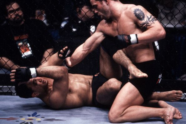 UFC 35 What Happened When BJ Penn Challenged Jens Pulver