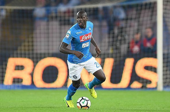 Koulibaly was racially abused in the match vs Inter Milan