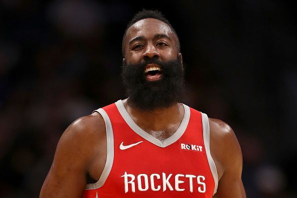 0e21ae85b88 NBA  All-Time Starting 5 of the Houston Rockets
