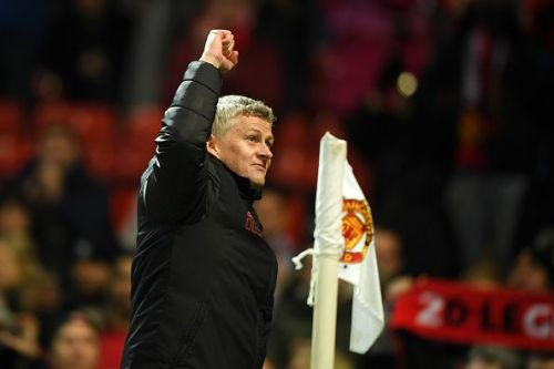 Manchester United are willing to strengthen Solskjaer's squad in January.