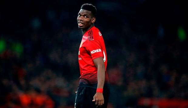 Paul Pogba has looked rejuvenated and capable of being the player Manchester United can build around