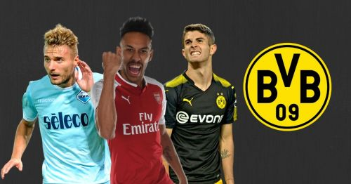 Dortmund sold some fantastic forwards over the years