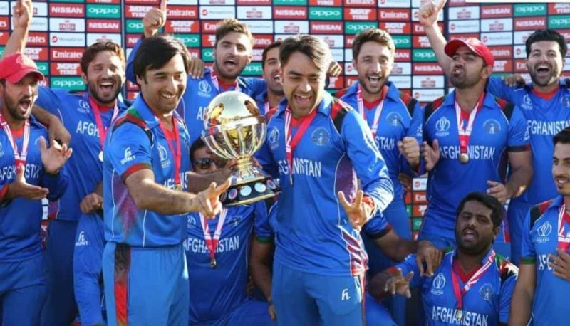 Afghanistan reached the ICC World Cup 2019 by winning the ICC World Cup qualifiers in 2018