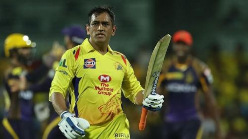 MS Dhoni is one of the highest paid players in the 2019 IPL