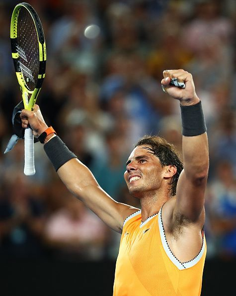 Nadal has been in imperious form in 2019 Australian Open