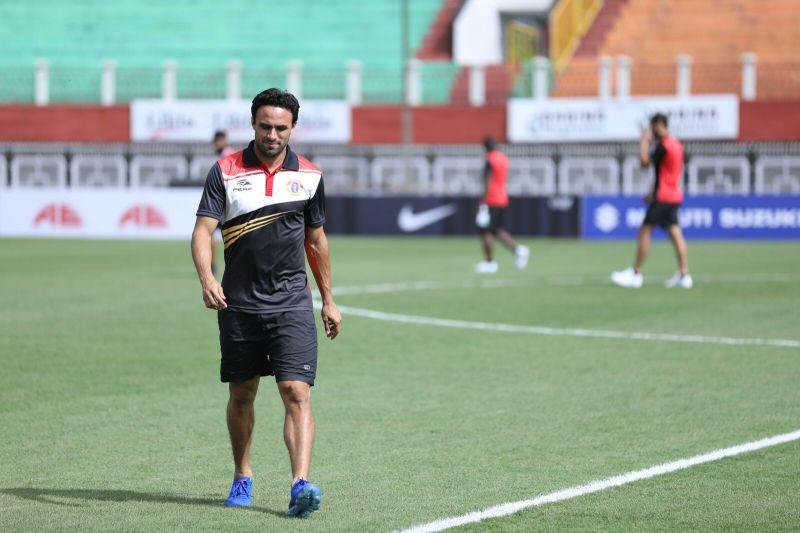 Esqueda has scored three goals so far for East Bengal