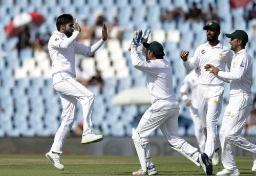 Pakistan would aim to end their Newlands drought