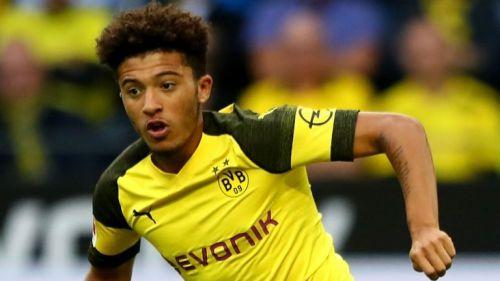 Jadon Sancho has been a massive hit in the Bundesliga with Borussia Dortmund