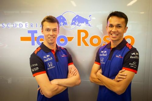 It's all change at Toro Rosso in 2019
