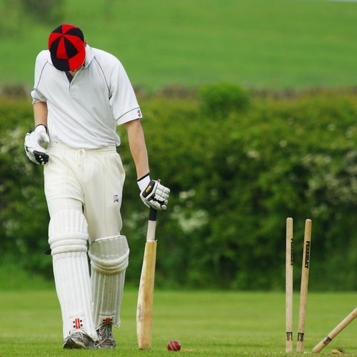 Single-wicket matches were a rage back in the 19th century