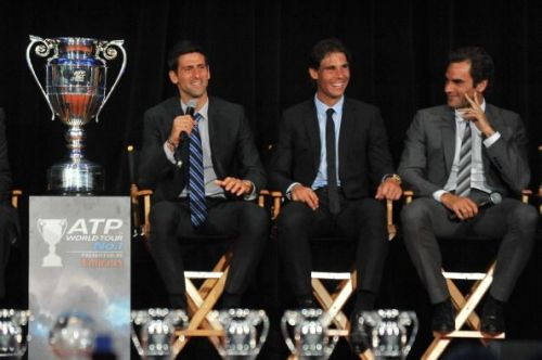 The Big Three of Men's Tennis