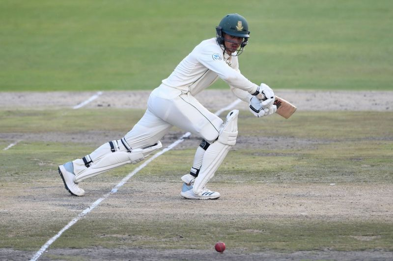 de kock 4th test cencury